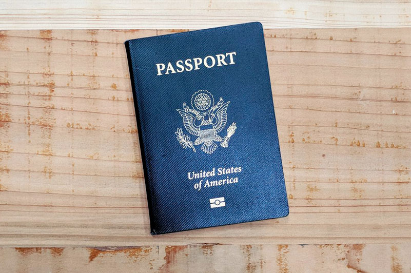 passport united states of america