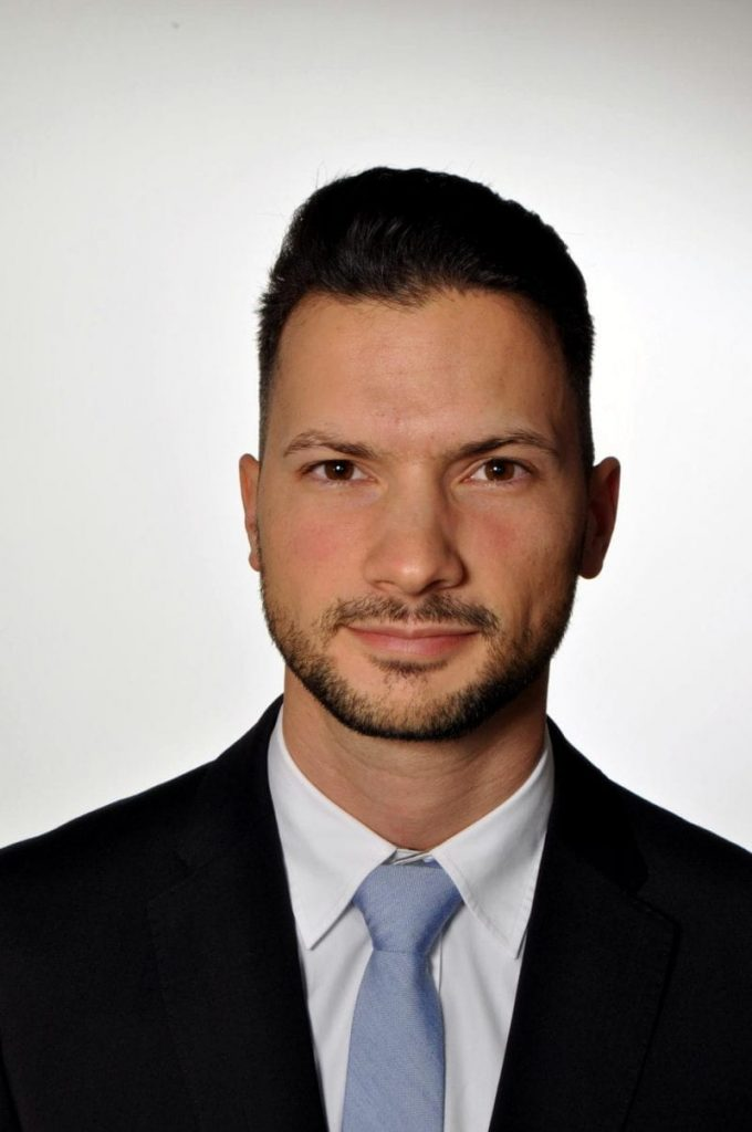 Giuliano Gilardi SAPG Legal head