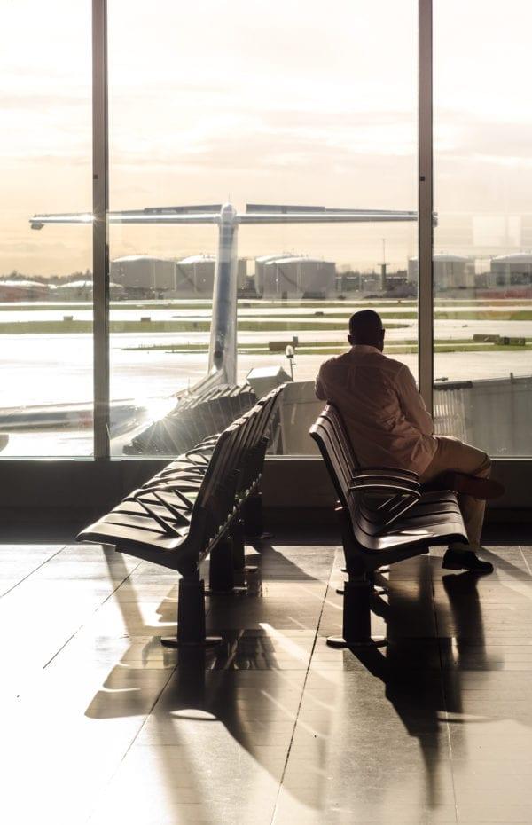 attendance airport gate